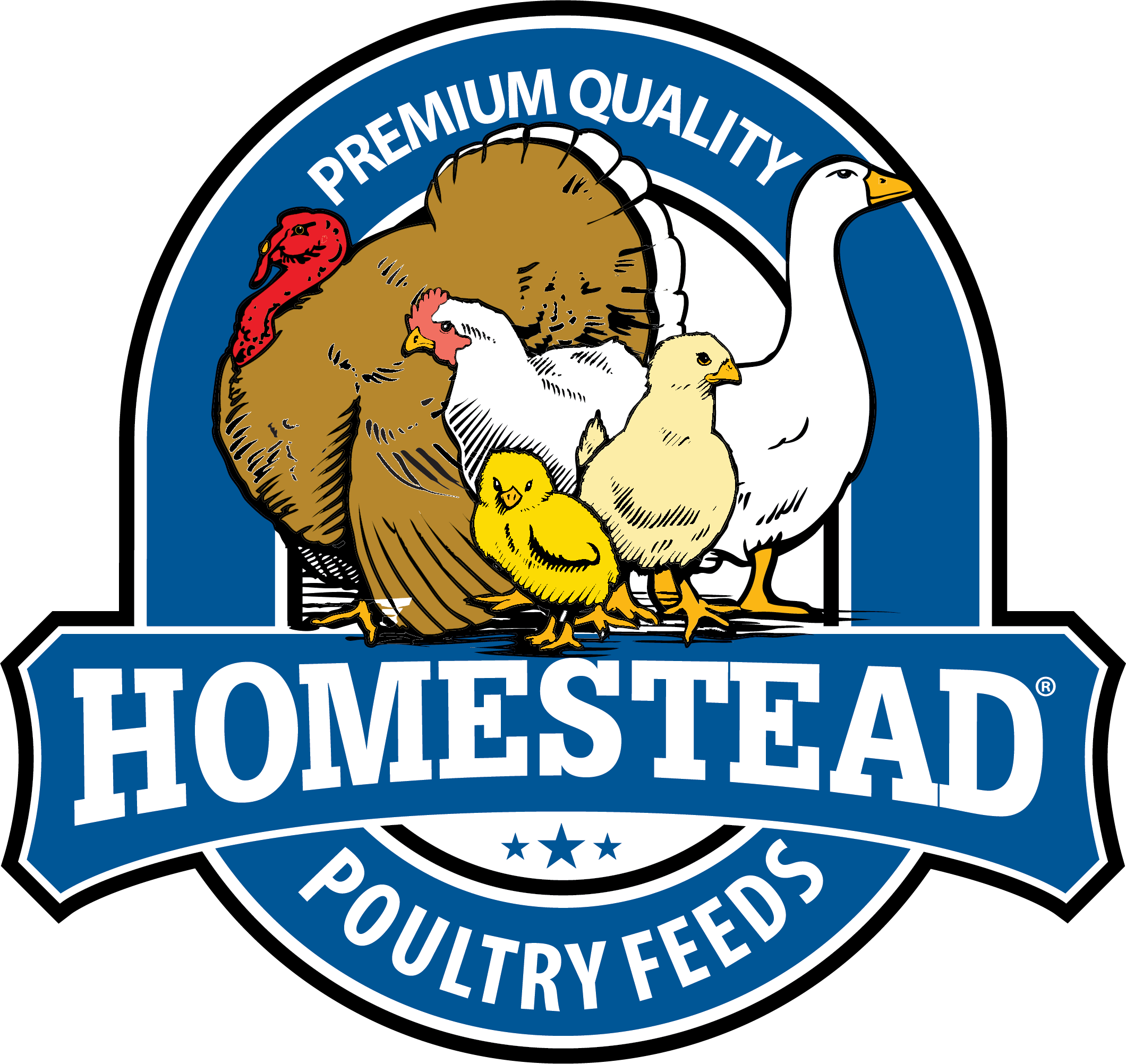 Homestead Premium Quality Poultry Feeds