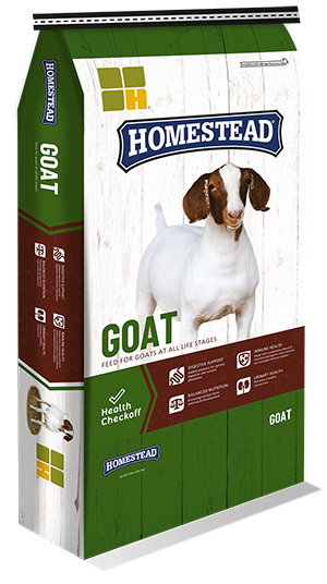 Homestead Goat bag image