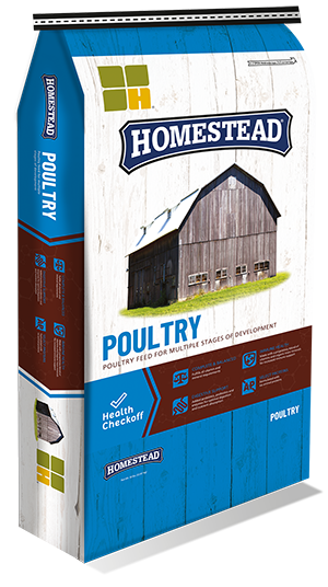 Homestead Poultry bag image