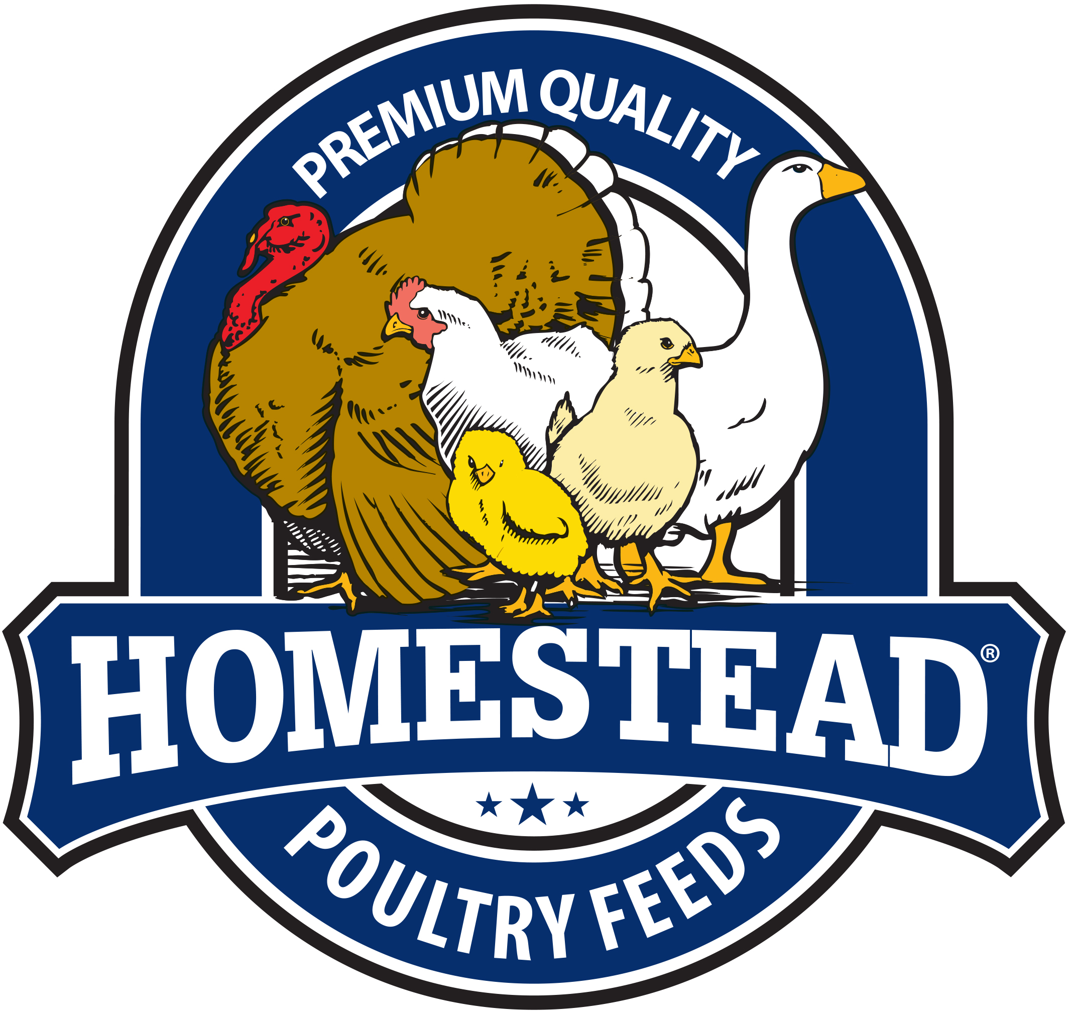Hubbard Life® Homestead® Poultry Feeds